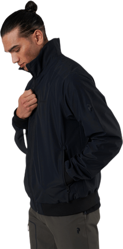 Coastal Jacket Black