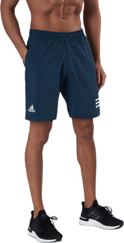 Club 3-Stripe Shorts Blue/White