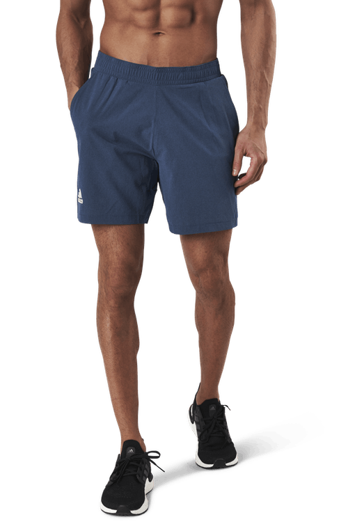 Ergo Melange Shorts Blue
