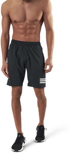 Club 3-Stripe Shorts White/Black