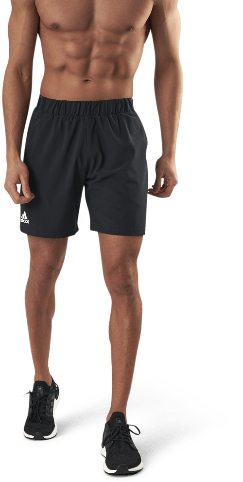 Club Stretch Woven Shorts Black