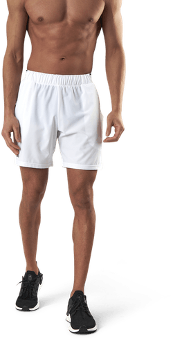 Club Stretch Woven Shorts White