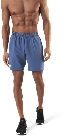 Club Stretch Woven Shorts Blue