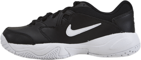 Court Lite Jr White/Black