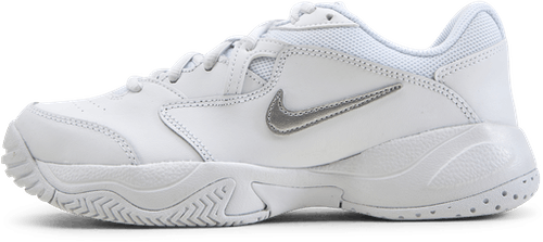 Court Lite Jr White/Silver