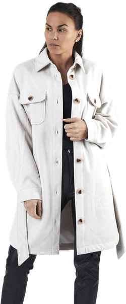Riema Overshirt Jacket Grey