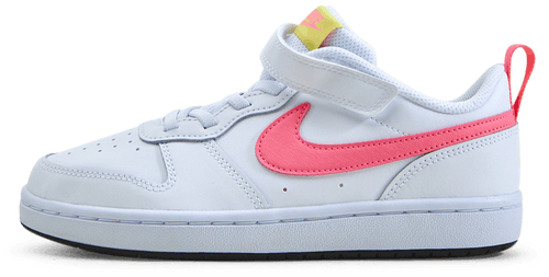 Court Borough Low PS Pink/White