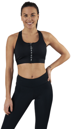 Zippy Sportsbra Black