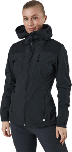 Pallas II X-Stretch Jacket Black