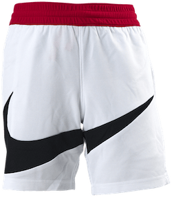 Jr Hbr Basketball Shorts White