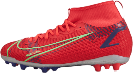 Superfly 8 Academy AG Silver/Red