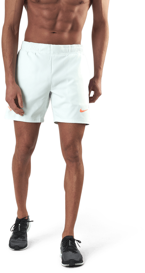 "Rafa Court Short 7"" Green/Yellow"