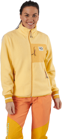 Røthe Midlayer Yellow