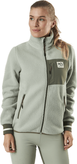 Røthe Midlayer Green