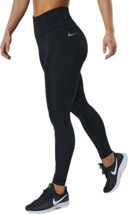 Epic Fast Running Tight Black/Silver
