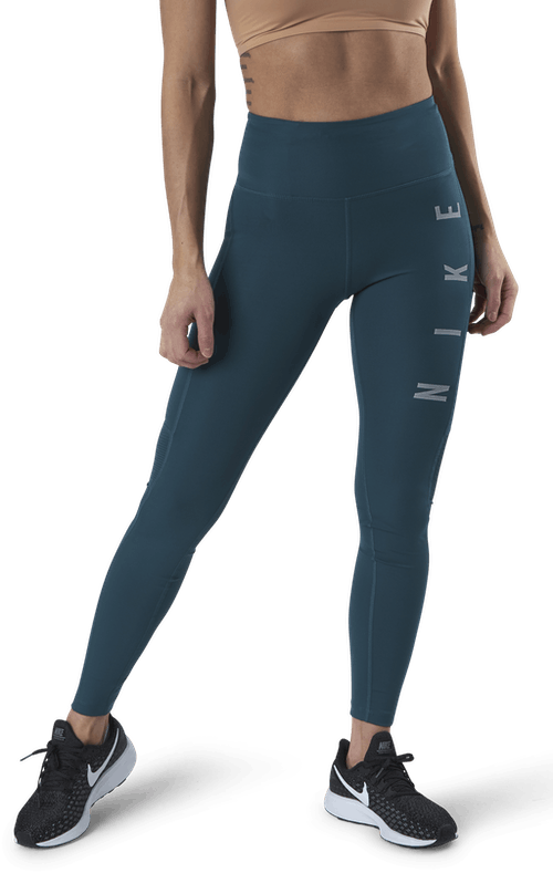 Epic Fast Run Division Tight Green/Silver