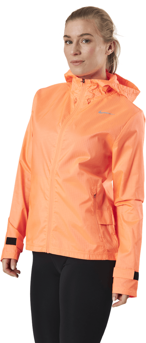 Essential Jacket Orange/Silver