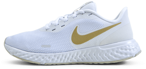 Revolution 5 White/Gold