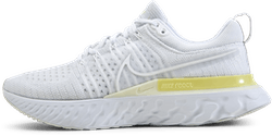 React Infinity Run Flyknit 2 White