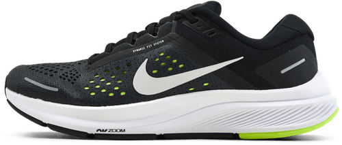 Air Zoom Structure 23 Black/Silver