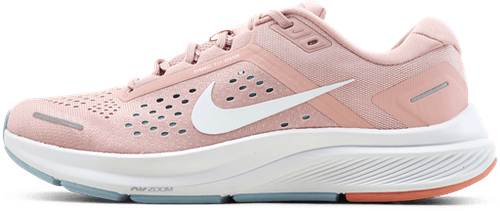 Air Zoom Structure 23 Pink/White