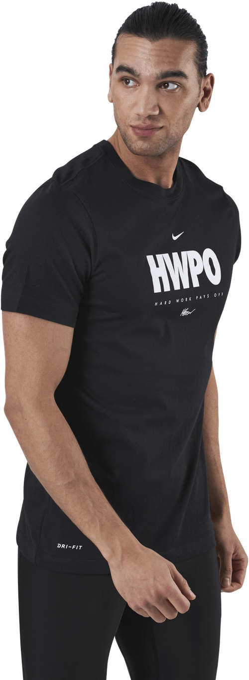 Dri-FIT Tee HWPO Black