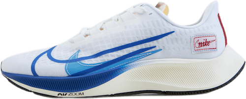 Air Zoom Pegasus 37 Premium White/Blue