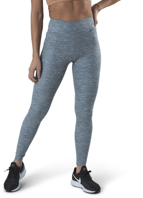 One Luxe Heathered Mid Tight Grey