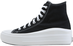 Chuck Taylor All Star Move Hi White/Black
