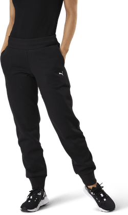 Essential Sweatpants Fl Cl Black