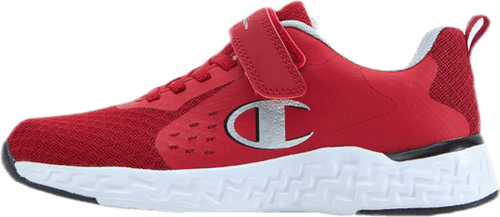 Bold Velcro PS Red