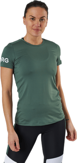 Borg Slim Tee Green
