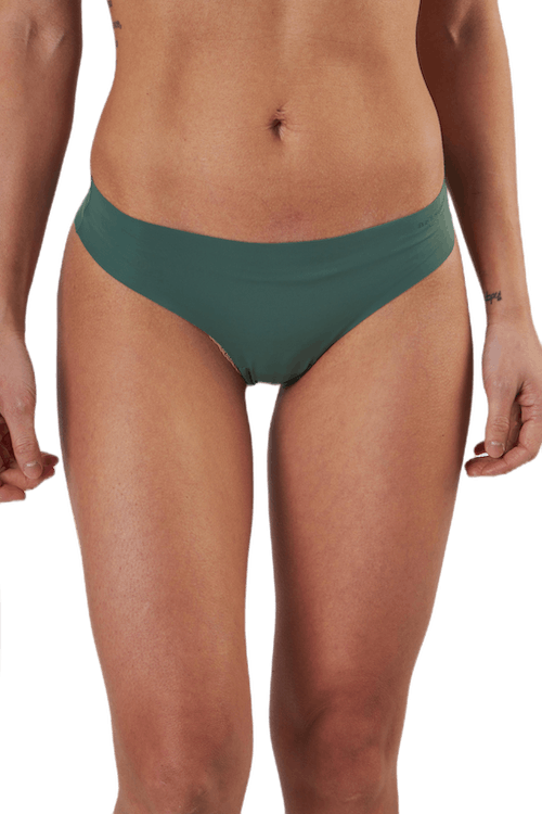 Selena Solid String Green