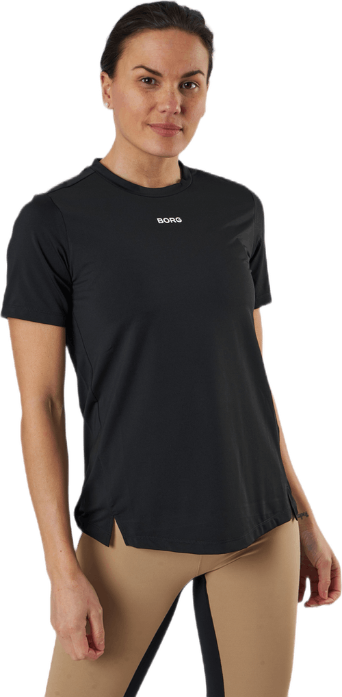Borg Regular Tee Black