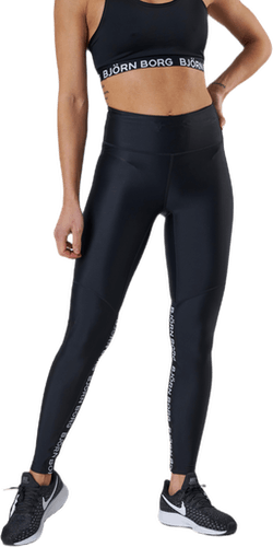 Borg High Waist Tight Black