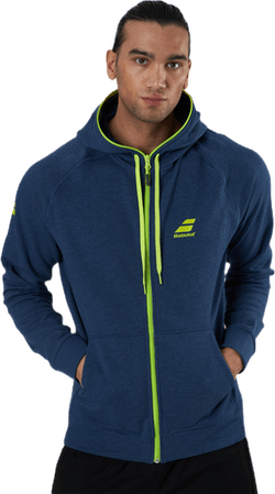Hood Padel Jacket Blue