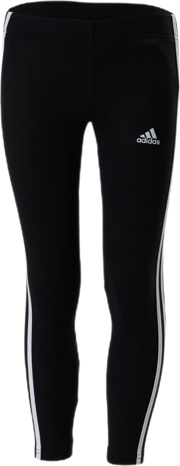 Jr 3 Stripe Legging White/Black