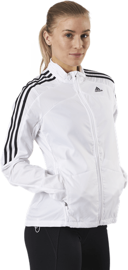 Marathon Jacket White