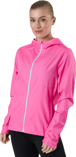 Own The Run Jacket Pink