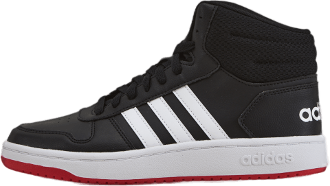 Hoops 2.0 Mid Shoes Black