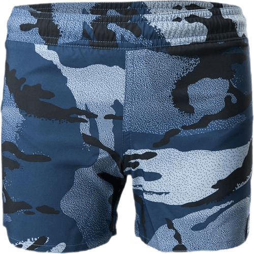 Jr Camo Swimshorts Grey