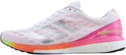 Adizero Boston 9 Pink/White