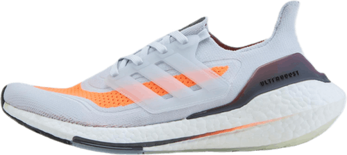 UltraBOOST 21 Men Orange/Grey