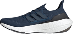 UltraBOOST 21 Men Blue/White
