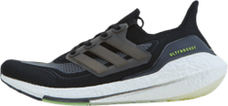 UltraBOOST 21 Men Black/Yellow