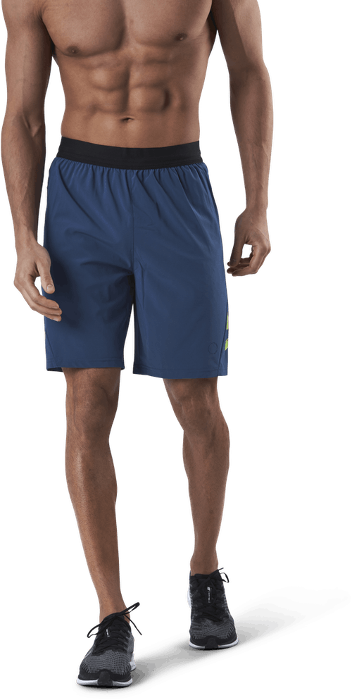 Pro Training Shorts Blue
