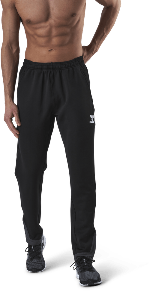 Poly Pants Black