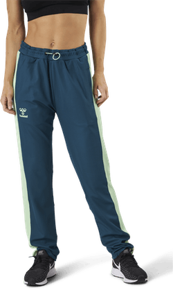 Training Pants Blue/Green