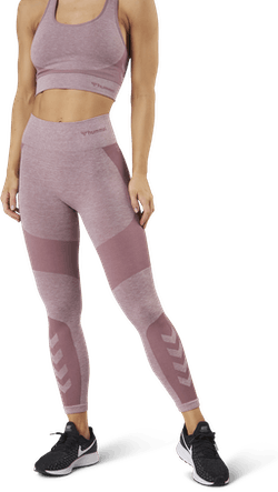 Seamless HW 7/8 Tights Purple
