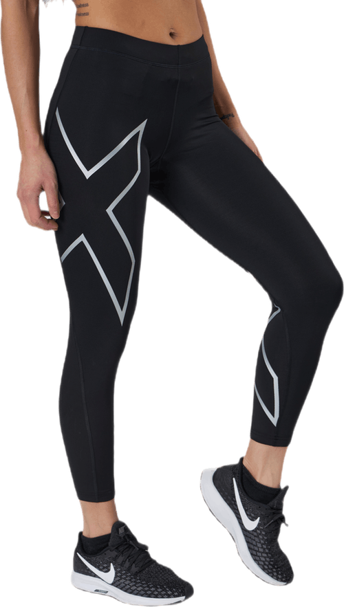 Core Compression 7/8 Tight Black/Silver